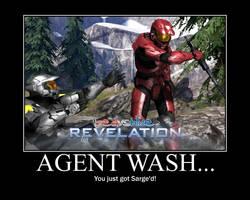 Agent Wash... by akatsukifangirl91