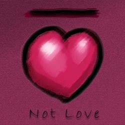 Not Love by DarkeSword