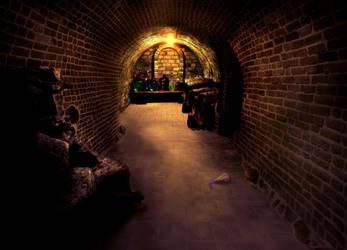 Cellar by benfortuneprice
