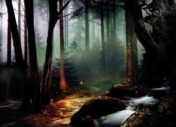 Woodland3 by benfortuneprice