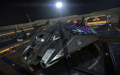Planetary Landing by benfortuneprice
