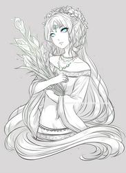 Commission: Nelyaeth by ZenithOmocha
