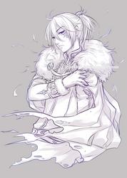 Commission: Ike by ZenithOmocha