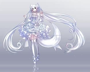 Commission: Raina by ZenithOmocha