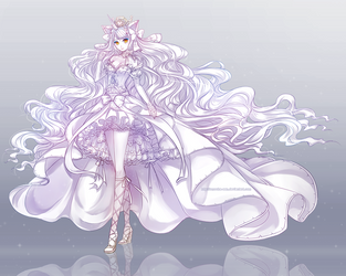 Commission: Misora by ZenithOmocha