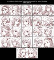 SRC - Batch 20: Mystia-Katsuragi's by ZenithOmocha