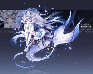 [CLOSED] Shinrei + Lulaicya Set price by ZenithOmocha