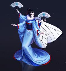 Commission: Miyuka by ZenithOmocha