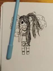 Fairy OC by mermaidmeow