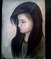 2013 drawing - Ms. Julie anne :) by nielopena