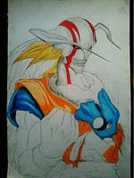 2013 drawing - wip of perfect fusion :) by nielopena