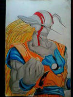 2013 drawing - Perfect Fusion :) by nielopena
