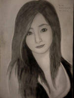 2013 drawing - Ms. Mae Delacerna :) by nielopena