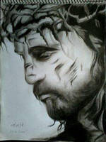 2014 Drawing - Lord :) by nielopena