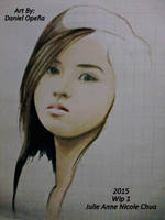 Julie Anne Nicole Chua (Wip 1) by nielopena