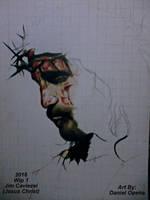Jim Caviezel (Jesus Christ) (Wip 1) by nielopena