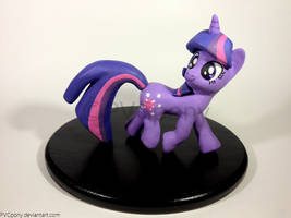 Twilight Sparkle Sculpture by PVCpony