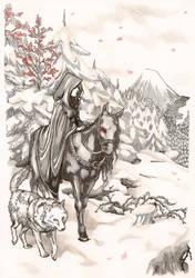 Skyrim by Kasla