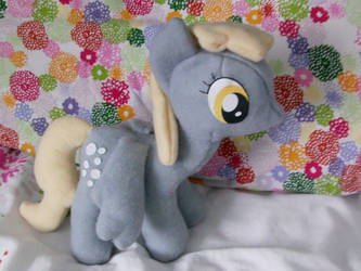 Derpy Hooves (For sale) by DappleHeartPlush