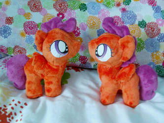 Scootaloo commission :D by DappleHeartPlush