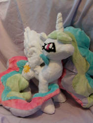 Princess Celestia 4 by DappleHeartPlush