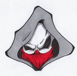 Hoodie Skull by Ashes360