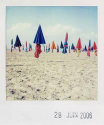 big umbrellas by prismopola