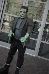 Frankenstein by danhauk