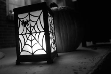 Halloween Candle by danhauk