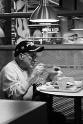 Old Man by danhauk