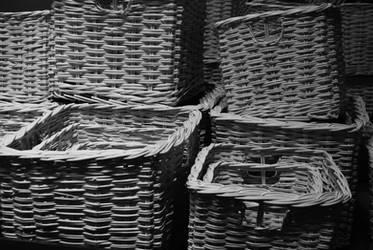 Wicker Baskets by danhauk