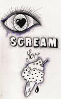 eye scream you scream... by girlmarvel