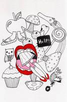 help me. by girlmarvel