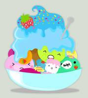 icecream trouble by girlmarvel