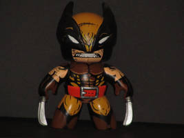 The Wolverine by laz69frog
