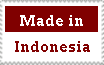 Made in Indonesia by RedBloodyRose
