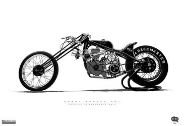 BSA Flathead - A Crazy thing called Flathead by Bobby-Sandhu
