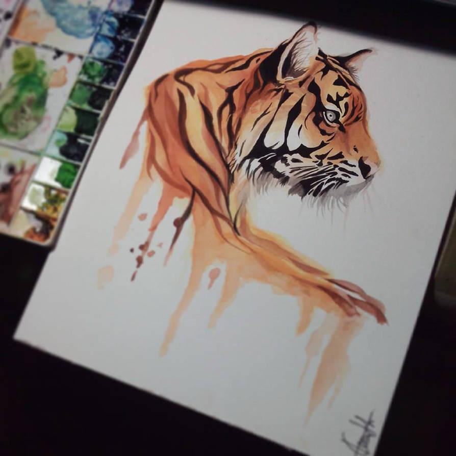harimau by aslah92