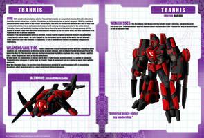 SoD Trannis short Bio by M3Gr1ml0ck