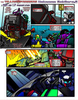Transformers - Unknown Soldiers 6 by M3Gr1ml0ck