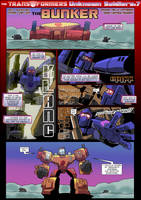 Transformers Unknown Soldiers 7 by M3Gr1ml0ck