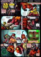 Transformers G1 - A Cut-Out Job - Eng by M3Gr1ml0ck