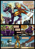 Transformers G1 - Madness Attacks p02 - ENG by M3Gr1ml0ck