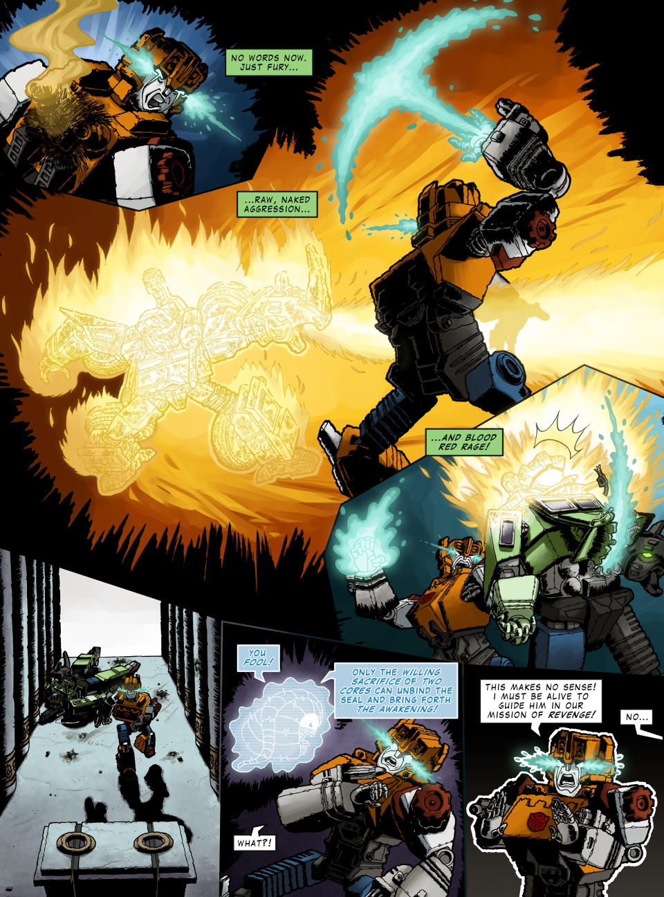 US G1 not-Marvel 78.5 page 9 by M3Gr1ml0ck