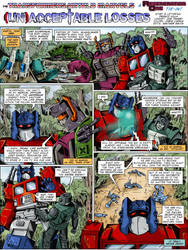 US G1 Untold Marvels #50.1 - (UN)-AcceptableLosses by M3Gr1ml0ck
