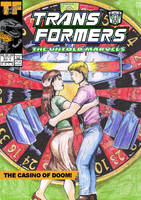 US G1 Untold Marvels 31.1 Casino Of Doom cover B by M3Gr1ml0ck