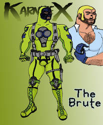 Karnifex - The Brute by M3Gr1ml0ck