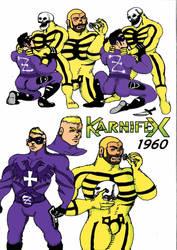 1960s Karnifex versus Zigomar by M3Gr1ml0ck