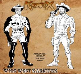Wild West Karnifex by M3Gr1ml0ck