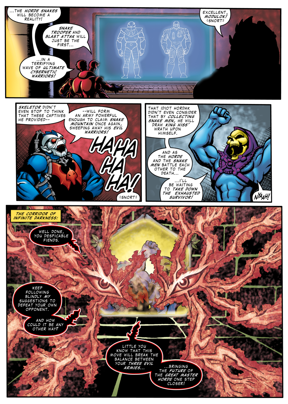 PoP/MotU - The Coming of the Towers - page 47 by ...